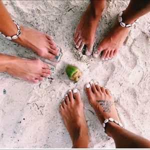 Jewelry - Shell Anklets